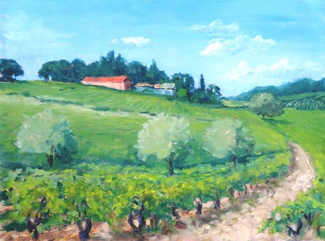Under Provence Skies